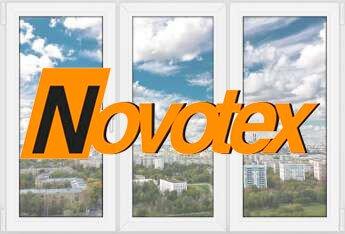 Пластиковые окна Novotex